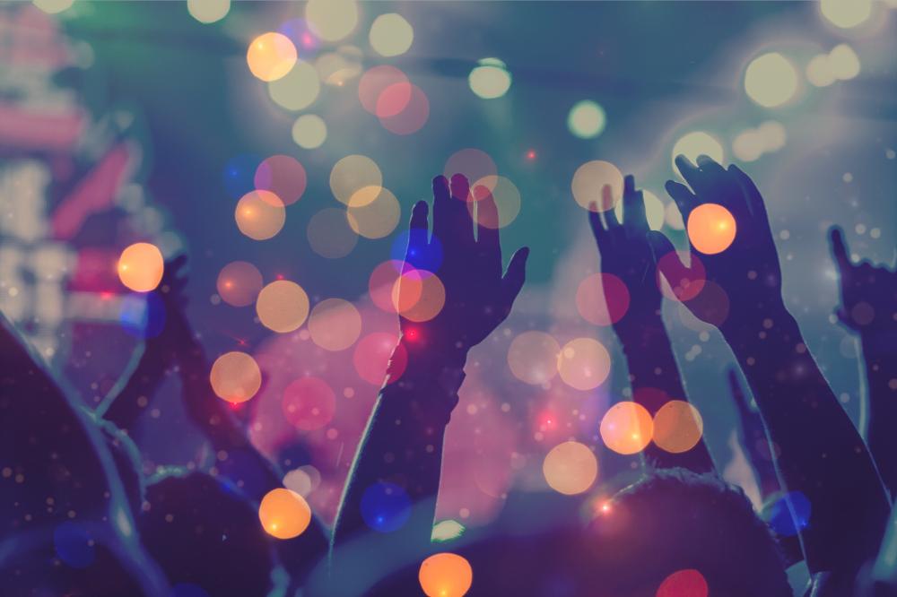 Sample music festival image