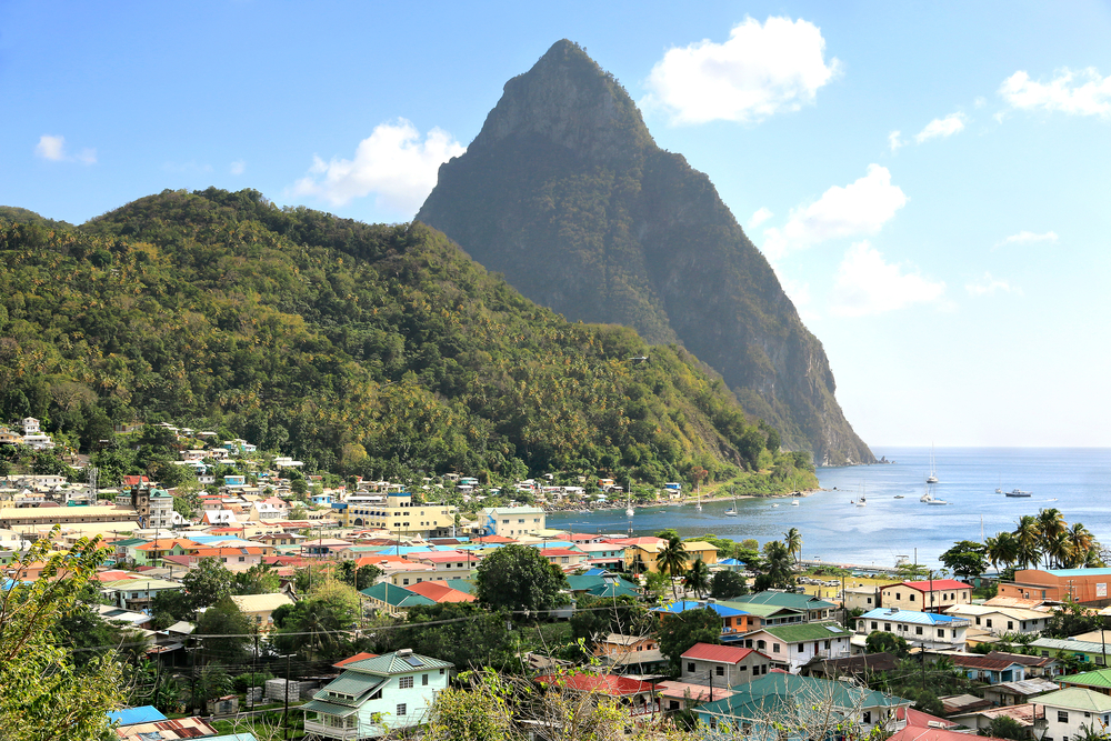 Island Routes Caribbean Adventures - St. Lucia