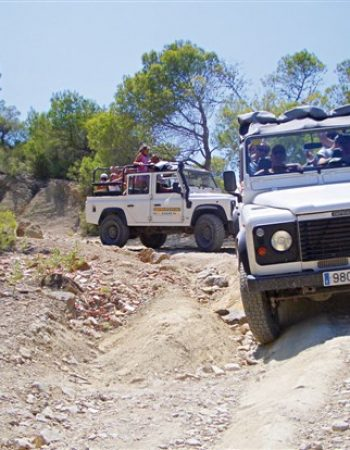 Adventure and sightseeing tour